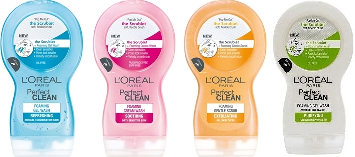 loreal perfect clean